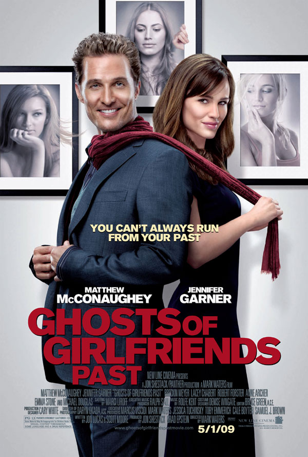 Ghosts of Girlfriends Past Poster